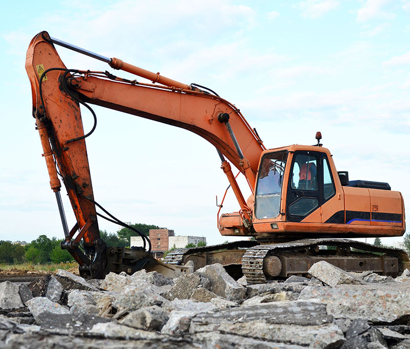 Quality excavation services