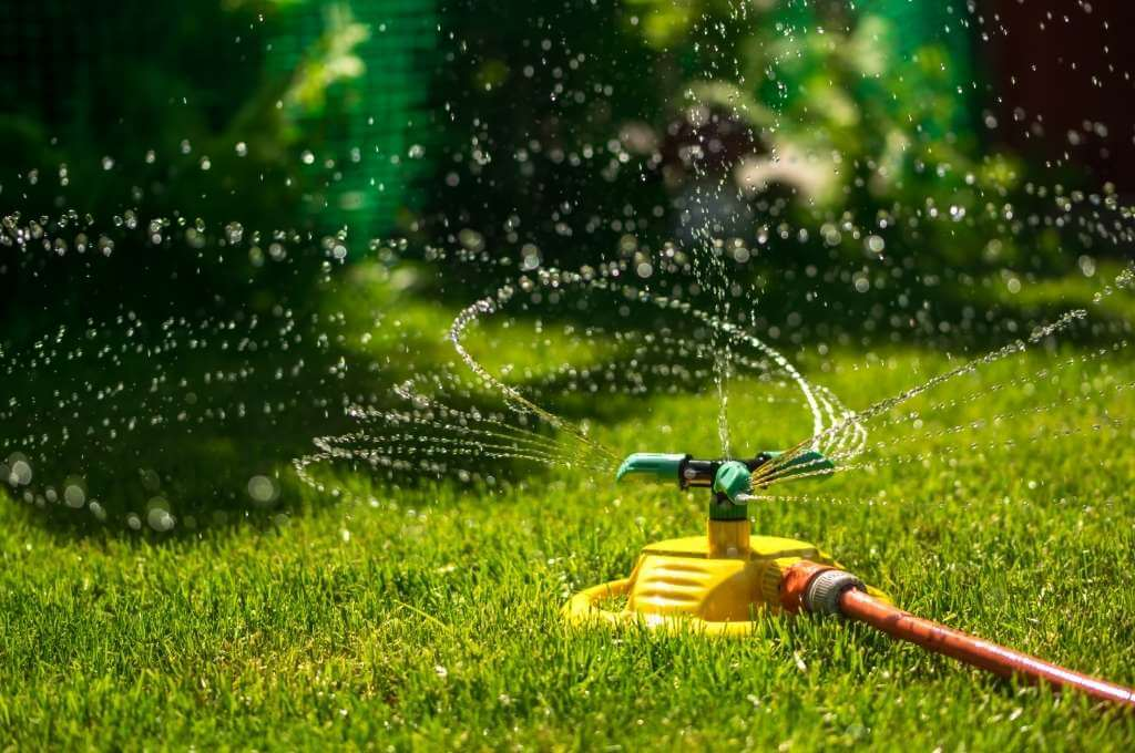 Spray Patterns for Your Lawn