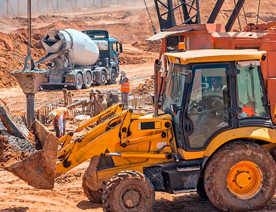 Commercial Excavation Contractor